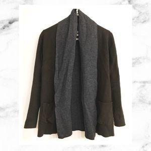Aritzia Babaton Sweater Cardigan Wool Blend